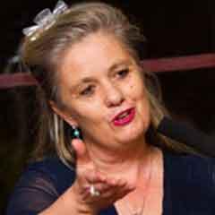 Storyteller Anne E Stewart