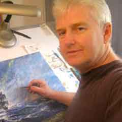 Author/Illustrator Mark Wilson